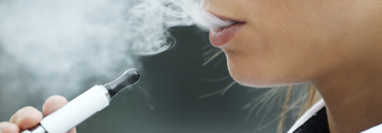 Don't Get Fooled, Vaping Will Harm Your Oral Health
